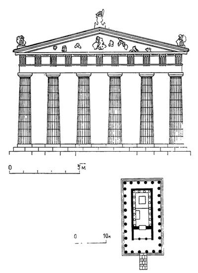 Эпидавр. Храм Асклепия, около