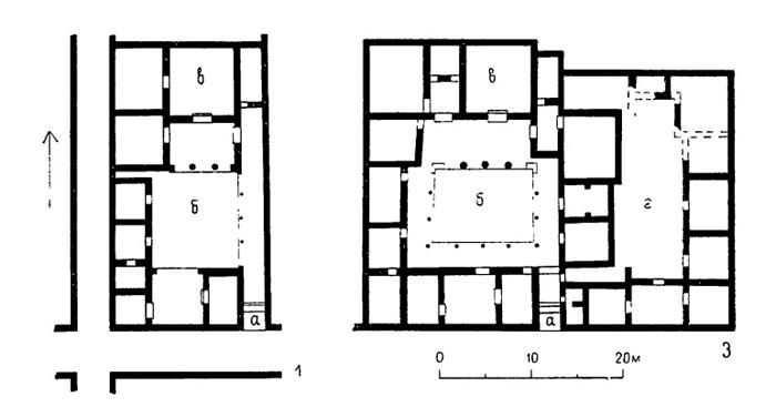 дом XXXIII (дом Патриция)