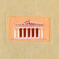 Греция. Архаика, классика, IV век до н.э. Брунов Н.И. 1935