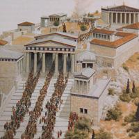 Пространство в архитектуре греческой античности. Иконников А.В.