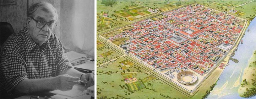 Пространство в архитектуре римской античности. Ландшафт и поселение