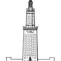 Фаросский маяк. Реконструкция