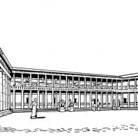 Святилище Афины в Пергаме