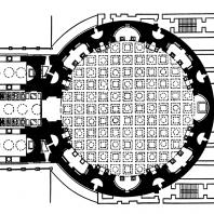 План Пантеона