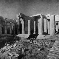 Мнесикл. Пропилеи Афинского акрополя. 437—432 гг. до н. э.