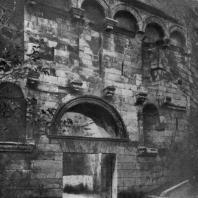 Дворец Диоклетиана в Сплите. Золотые ворота. Начало 4 в.