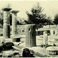Олимпия. Храм Геры