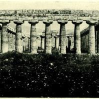 "Пестум. Храм (так называемая ""базилика"")"