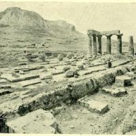 Коринф. Храм Аполлона