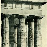 Пестум. Храм Посейдона
