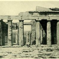 Афины. Акрополь. Пропилеи