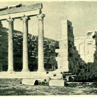 Афины. Эрехтейон