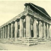 Акрагант. Храм (так называемый храм Конкордии)