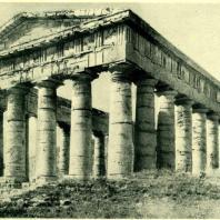 Сегеста. Храм
