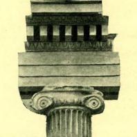 Приена. Храм Афины