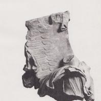 Фрагмент статуи Ники. Фото: Анджей Дзевановский