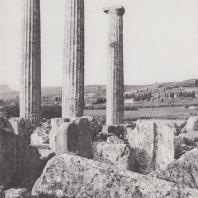Немея. Святилище Зевса. Фото: Анджей Дзевановский