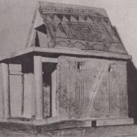 Аргос. Модель святыни Геры в Аргосе, VIII в. до н.э. Музей. Фото: Анджей Дзевановский