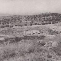 Аргос. Герайон, оставшиеся фрагменты святилища архаического периода. Фото: Анджей Дзевановский