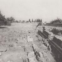 Аргос. Руины агоры. Фото: Анджей Дзевановский