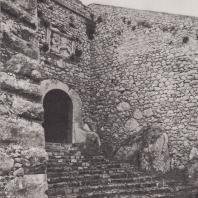 Нафплион. Вход в крепость с гербом Венеции над воротами. XVII в. Фото: Анджей Дзевановский