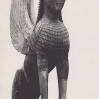 Дельфы. Наксосский сфинкс (около 560 г. до н.э.)