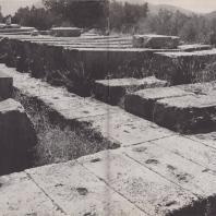 Дельфы. Мармария, новый храм Афины