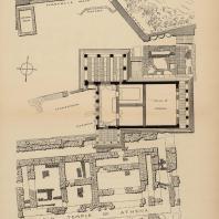 Таблица IV. Эрехтейон. Общий план