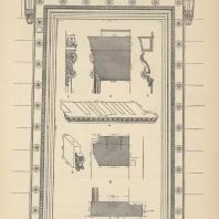 Таблица XIV. Эрехтейон. Дверь северного портика