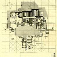 Фиг. 1. Дворец в Кноссе на о. Крите