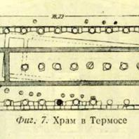 Фиг. 7. Храм в Термосе