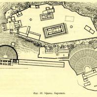 Фиг. 18. Афины. Акрополь