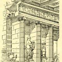 Фиг. 27. Бассы. Храм Аполлона