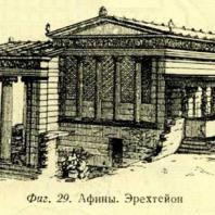 Фиг. 29. Афины. Эрехтейон