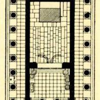 Фиг. 34. Приена. Храм Афины