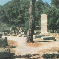 Олимпия. Вид на гору Крон. Фото: Анджей Дзевановский