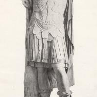 Портретная статуя императора Траяна. Музей в Олимпии. Фото: Анджей Дзевановский