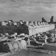 Пальмира. Развалины храма Набо, I век