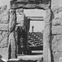 Пальмира. Один из входов в театр, II век