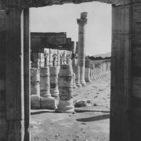 Пальмира. Часть агоры, начало II века