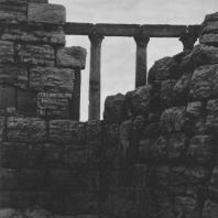 Пальмира. Внутренний вид одного из помещений Агоры, II век