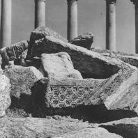 Пальмира. Так называемый Надгробный храм с западной стороны, начало III века