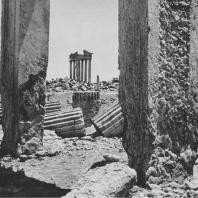 Пальмира. Часть развалин храма Аллат, I век
