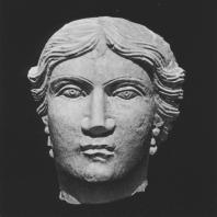 Пальмира. Портреты римской семьи середины II века, открытые в фундаментах позднейшей постройки. Польские археологические раскопки 1964 г.