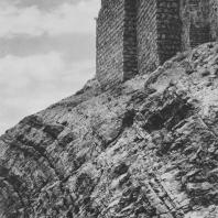 Пальмира. Ров у замка с северо-западной стороны
