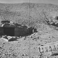 Пальмира. Одна из гробниц в так называемой Долине гробниц, I век